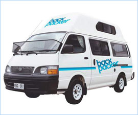 Backpacker Campervan Rentals New Zealand : Compare and Book