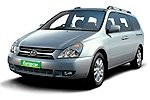 Europcar Kia Carnival Passenger Van Rental in New Zealand