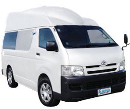 Lucky Campervan Hire New Zealand
