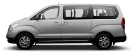 Avis Hyundai Imax Passenger Van Rental in New Zealand