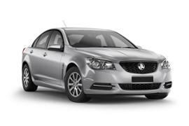 Europcar Holden Commodore Car Rental in New Zealand