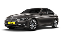 Hertz BMW 320i Car Hire in New Zealand